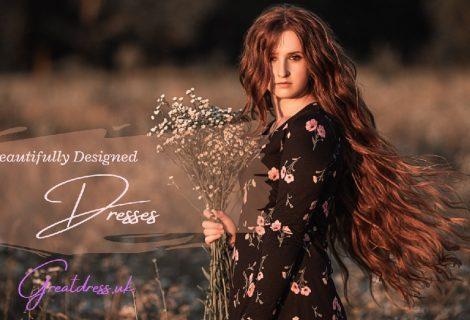 Beautifully Designed Dresses