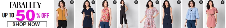 Faballey: empowers women by fashion forward style