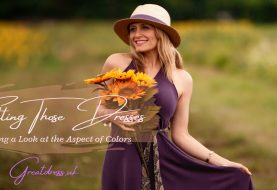Fitting Those Dresses: Taking a Look at the Aspect of Colors