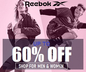 Shop your fitness apparel needs only at Reebok