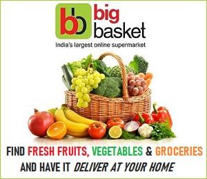 Shop your grocery needs Bigbasket.com