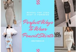 Perfect Ways To Wear Pencil Skirts