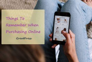Things To Remember When Purchasing Online