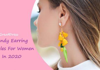 Trendy Earring Styles For Women In 2020