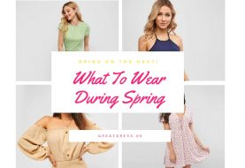 What To Wear During Spring
